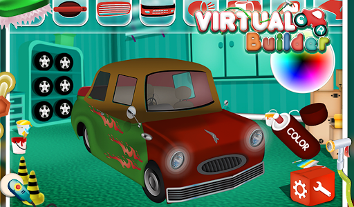 虚拟汽车制造商