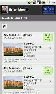 Chelan Real Estate Screenshot 3