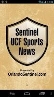 Screenshot of Orlando Sentinel UCF Sports