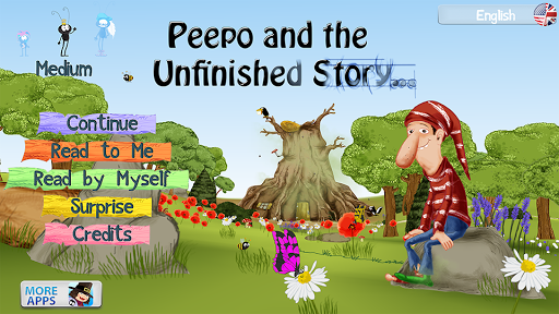 Peepo and the Unfinish... Lite