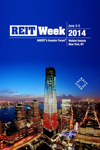 REITWeek 2014