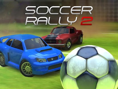 SoccerRally World Championship Screenshot 8