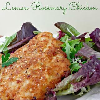 Lemon Rosemary Chicken Recipe #weeknightkitchen
