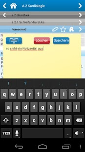 Arzneimittel pocket 2012 - screenshot thumbnail