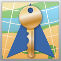 Bluetooth GPS License icon