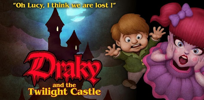Draky and the Twilight Castle apk