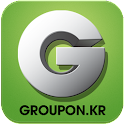 Groupon Korea logo