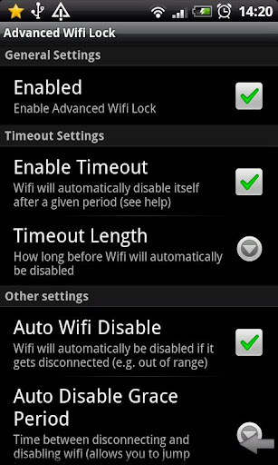 Advanced Wifi Lock v1.3.6