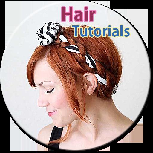生活App|髮型教程簡單髮型 LOGO-3C達人阿輝的APP