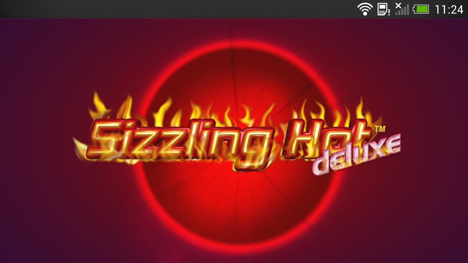 Sizzling Hot™ Deluxe Slot - screenshot