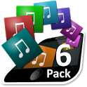 Theme Pack 6 - iSense Music icon
