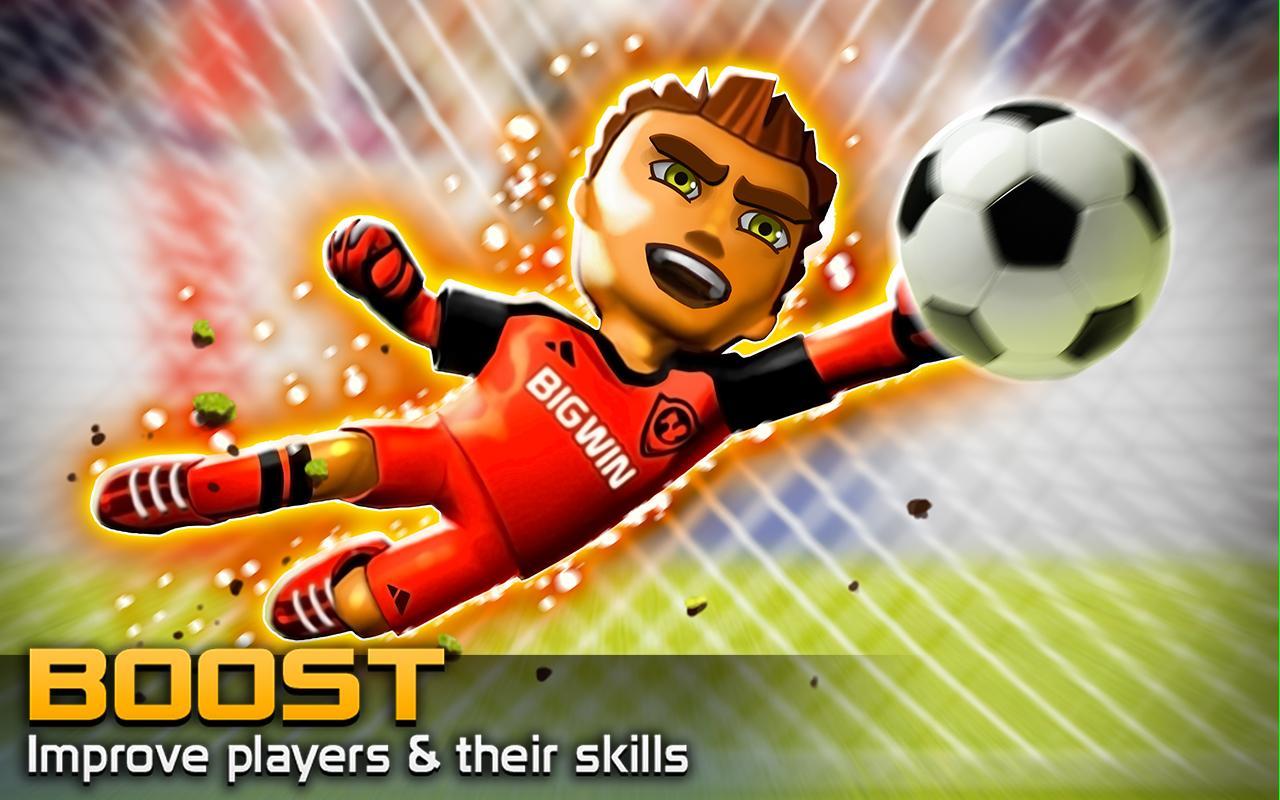 BIG WIN Soccer (football) screenshot #5