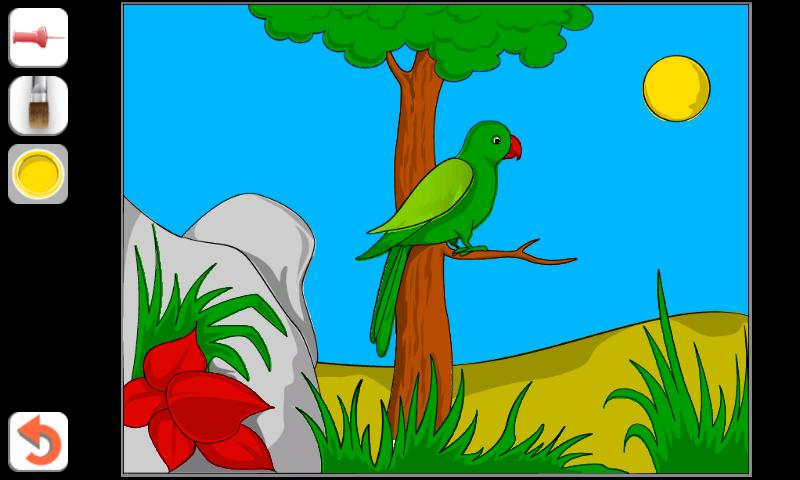 kids paint color lite screenshot - Pictures For Kids To Paint