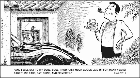 Chick Tracts - English- screenshot thumbnail