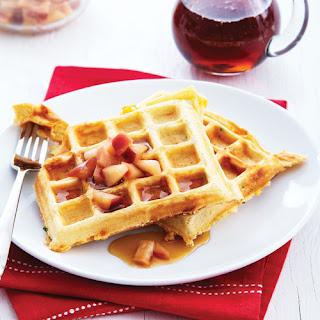 Cheddar & Chive Waffles