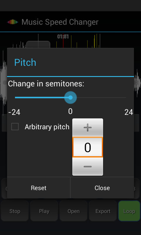 how to change title guitar pro 6