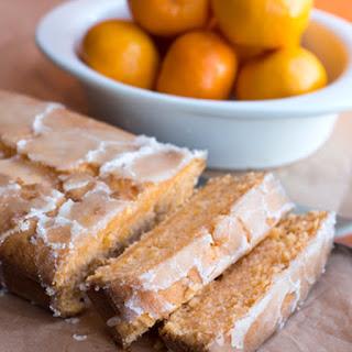 Tangerine Drizzle Cake.