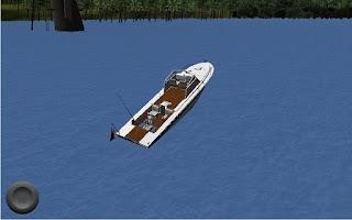 Screenshot of Boat Driving