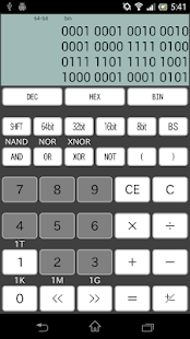 TechCalc64 Sci Calculator- screenshot thumbnail