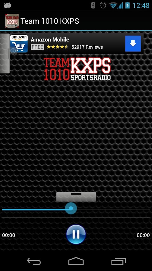 Team 1010 KXPS - screenshot