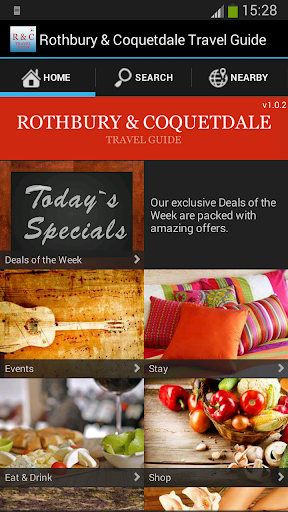 Rothbury Coquetdale Guide
