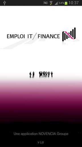Emploi IT Finance