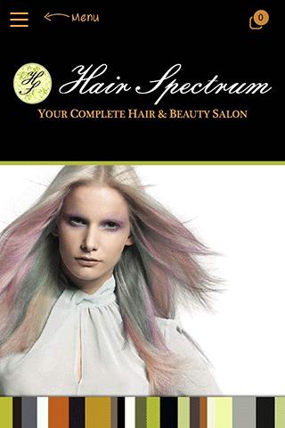 Hair Spectrum
