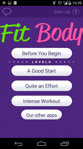 【免費健康App】Fit Body-APP點子