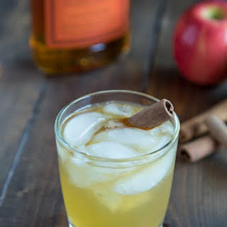 Bourbon Apple Cider.