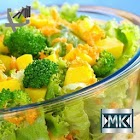 Блюда из овощей icon