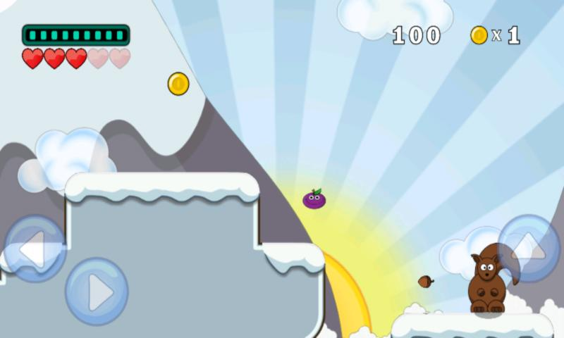 Plumy's World- screenshot