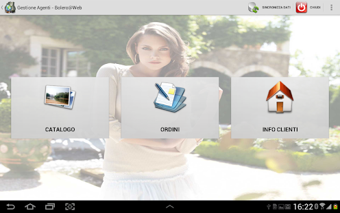 Bolero@Web - Management Agents - screenshot thumbnail