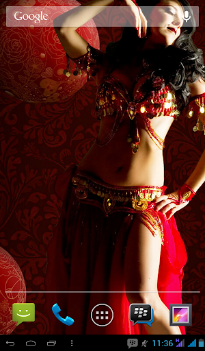 Belly Dance Wallpaper