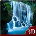Rain Waterfall 3D