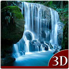Forest Waterfall 3D icon