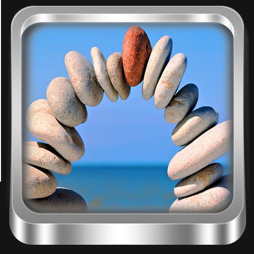 三星S5石头主题 個人化 App LOGO-硬是要APP