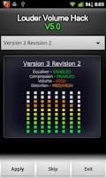Screenshot of Louder Volume Hack