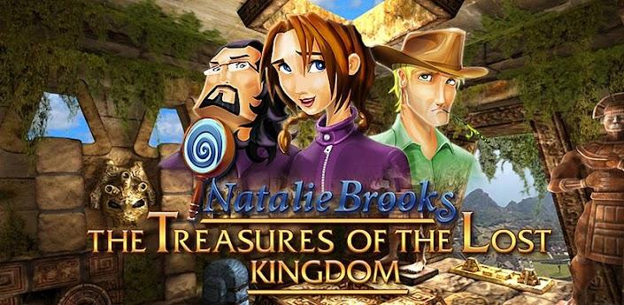 Скачать Приключения Натали Брукс на андроид
