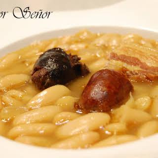 Spanish Bean Stew.