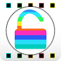 Real Locker -video lock screen icon