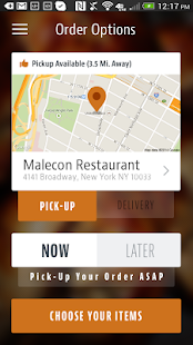 Malecon Restaurant- screenshot thumbnail