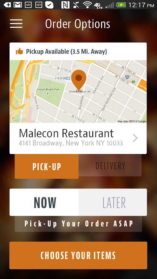Malecon Restaurant- screenshot