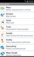 Screenshot of KaMap Pro AN