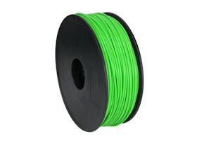 Lime Green ABS Filament - 3.00mm