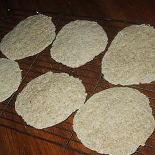 Rye Crispbread Recipe