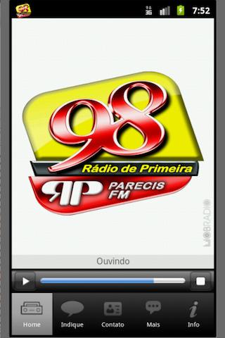 Parecis FM Porto Velho Brasil