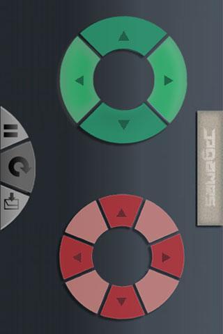 JpGames Controller- screenshot