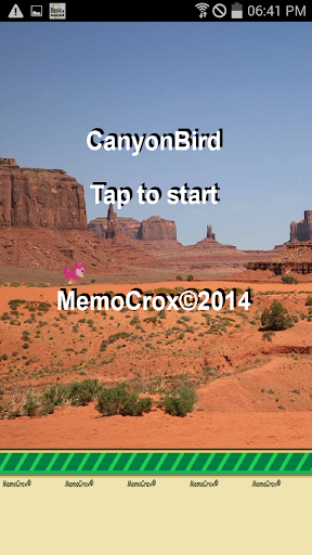 玩街機App|Canyon Bird Flappy Game免費|APP試玩