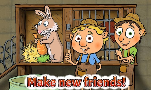 Farm Friends - Free Kids Games- screenshot thumbnail