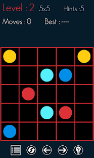 Two Dots Game Connect Color